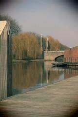 Wilhelminabrug (GoMac5) Tags: wilhelminabrug denbosch bridge dommel river fiume rivier