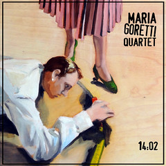 2013_Maria_Goretti_Quartet_14_02 (Marc Wathieu) Tags: rock pop vinyl cover record sleeve music belgium belgië coverart belgique pochette cd indie artwork vinylcover sleevedesign
