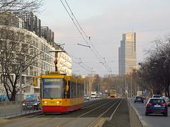 Konstal 116Na, #3008, Tramwaje Warszawskie (transport131) Tags: tram tramwaj tw ztm warszawa wtp warsaw konstal 116na