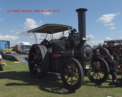 BS 8573 (Peter Jarman 43119) Tags: lincolnshire steam rally 2013