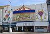 Carousel, Blackpool, UK (Robby Virus) Tags: blackpool england uk unitedkingdom britain greatbritain carousel bulb sign signage amusement park merrygoround