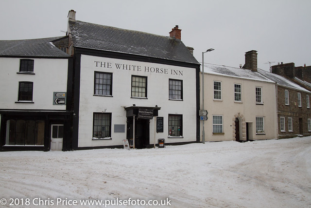 The White Horse Inn, Bampton