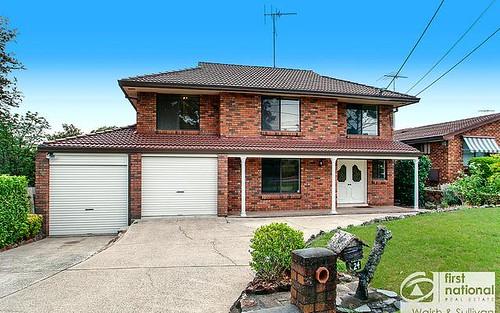 24 Jupiter Street, Winston Hills NSW