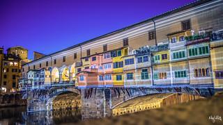 Ponte Vecchio F-Light Festival