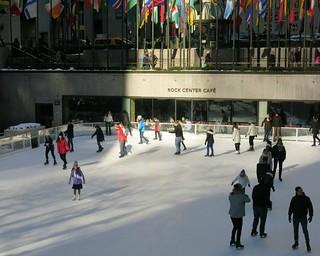 Saturday Colours - Skating in Midtown