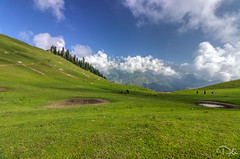 Fairyland (aliabdullah.176) Tags: saifulmulooknationalpark narankaghanvalley pakistan landscape green sky t3i polarizing filter mountain countryside