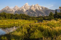 Teton Range (explored) (birgitmischewski) Tags: tetonrange grandtetonnp schwabacherslanding