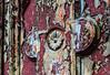 Wood Scales (15/365) (Walimai.photo) Tags: wood madera scale escama puerta door color colour nikon d7000 35mm nikkor 18 detail detalle red rojo ciudad rodrígo miróbriga salamanca spain españa