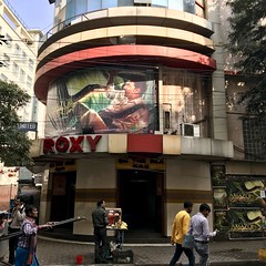 Roxy Talkies[2018] (gang_m) Tags: 映画館 cinema theatre インド india india2018 kolkata calcutta コルカタ カルカッタ