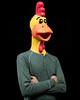 Rubber Chicken Man (The.Mickster) Tags: self randy 365 chicken rubber hereios portrait