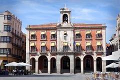 Town Hall of Zamora _3303 (hkoons) Tags: duero river western europe castile castileleon european iberia leon mediterranean spain zamora