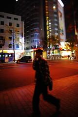 2003/1722 (june1777) Tags: snap street seoul myeongdong night light tilt shift canon eos 5d tse 24mm f35 3200 clear