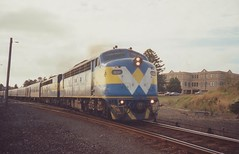 B61 S311 Warrnambool (tommyg1994) Tags: west coast railway wcr emd b t x a s n class vline warrnambool geelong b61 b65 t369 x41 s300 s311 s302 b76 a71 pcp bz acz bs brs excursion train australia victoria freight fa pco pcj