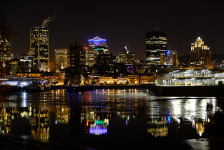 Montreal Reflections