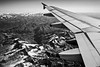 Flying over the Alps (Gary Kinsman) Tags: aeroplane flight flying alps midair mountains snow wing sigma2470mmf28 canon5d 2009 travel journey plane onthemove