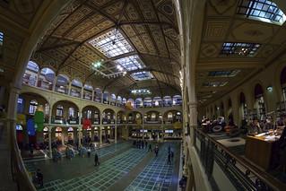 "Bologna (Italy) - Biblioteca ""Sala Borsa"""
