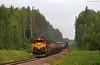 EVR Cargo 1547 + 1541 Valgemetsa (OliverHeckmann) Tags: estland estonia evr cargo ge c367i 1547 1541 ölzug koidula tartu valgemetsa