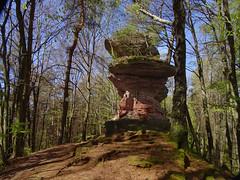 Le rocher des Tziganes (Edouard55) Tags: france grandest wengelsbach rocherdestziganes zigeunerfelsen