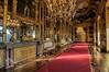 La Galleria del Daniel a Palazzo Reale - Torino (Italy) (Massimo Ciotti - (Alfaluna)) Tags: palazzoreale italy italia d90 nikon torino piemonte museo galleriadeldaniel decorazioni pittura