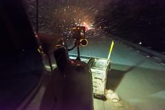 @20180112-D5 PlowingUS33-42 (OhioDOT) Tags: district5 odot plow ridealong route33 salt six snow storm plowing truck