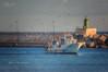 (052/18) Gaviotas (Pablo Arias) Tags: pabloarias photoshop photomatix capturenxd españa cielo nubes arquitectura mar agua mediterráneo gaviotas barco faro muelle dique calpe alicante