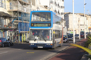 MW52 UJF Stagecoach East Kent (Hastings) 17699