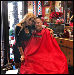 norma (RAZZLEDAZZLEBarbershop) Tags: salon barber barbershop razzledazzle style stylist shave haircut makeover groom grooming beautiful sexy women franchise business surfside miami florida brickell coralgables southbeach miamibeach southflorida