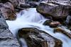 Aguas del Raquel (Javier A. Villagra) Tags: cascada rioraquel agua salto arroyo patagonia argentina roca piedras