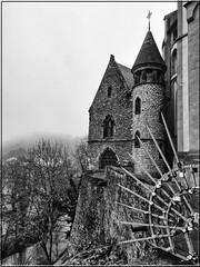 Ein trüber Tag in Limburg (karlsbilder) Tags: limburgweilburg limburg altstadt vieille ville dom hessen deutschland