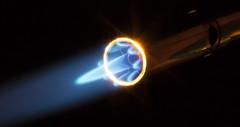 THRUST (Laurence ) Tags: bernsomatic torch alienbee ab400 snoot macro 100mm canon eos 5d mk2 studio copyrightmarkldodge
