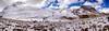 Saklıkent - Antalya Panoramic View (ErdenizS) Tags: olympus pen ep3 panorama landscape snow white sky clouds blue antalya