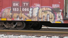 IMG_1437 (jumpsoner) Tags: traingraffiti trains traingraff trainspotting tracksides benching benchingsteel benchingtrains bencher boxcars benchingfreights bgsk benchinhsteel railroadphotography railroad railfan graffiti graffculture freights freightculture freightgraffiti foamer foamers freghtculture