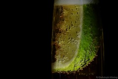Spritzig - Limette in a Corona Bottle HMM (CHWVB) Tags: makro macro limette flasche bottle bier beer citrus getränke sony sigma macromondays inabottle zitrusfrucht corona