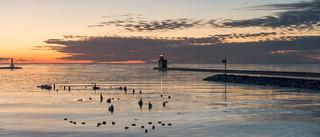 Kewaunee Lighthouse January 9th 2018
