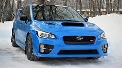 IMG_9702 (86Reverend) Tags: 2016 subaru wrx sti serieshyperblue hyper blue higgins drew ice method race wheels