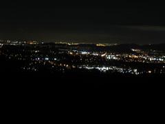 City Lights (jamesdaustin811) Tags: riverside cityofriverside cityscape citylights sycamorehighlandpark nightlights