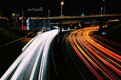 Kansas City, Missouri #JL #missouri #kansascity (Josh Lewellen Photography) Tags: jl missouri kansascity taillights headlights lighttrails longexposure