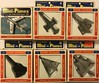 BACHMANN MINI-PLANES 1960s-70s Military Aircraft (NyamalaTone) Tags: toy airplane avion jouet juguete vintage collectible flugzeug