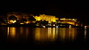Outside the Maharajah's Bedroom (Eye of Brice Retailleau) Tags: angle beauty composition landscape panorama paysage perspective scenery scenic view backpacking wideangle architecture bâtiment colour colourful reflection reflet mirror night nighttime nightscape nuit water waterscape city urban cityscape skyline yellow golden lac lake lakeside asia asie india inde rajasthan udaipur palace fort