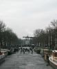 Schaatsen op de Brouwersgracht (Roelie Wilms) Tags: prinsengracht brouwersgracht schaatsen ijs ice amsterdam nederland noordholland