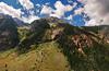 'Switzerland of America' (louise peters) Tags: ouray colorado silverton milliondollarhighway rockymountains switzerlandofamerica mountains bergen berglandschap landscape usa vs america