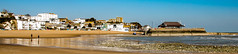 Viking Bay beach walking (philbarnes4) Tags: vikingbay broadstairs thanet kent england philbarnes dslr nikond5500 water sand february holiday sunny landscape bleakhouse