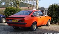Opel Kadett SR Coupé 1978 (XBXG) Tags: 39uv85 opel kadett sr coupé 1978 opelkadett ckadett kadettc coupe orange hofgeesterweg velserbroek nederland holland netherlands paysbas vintage old classic german car auto automobile voiture ancienne allemande deutsch vehicle outdoor