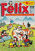 Felix #604 (micky the pixel) Tags: comics comic heft humor funny vintage patsullivan basteiverlag felix felixthecat inkyunddinky kuh cow melkstuhl milkingstool