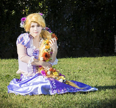 _MG_5119 (Mauro Petrolati) Tags: gumiku cosplay cosplayer romics 2017 rapunzel disney