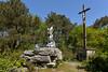 Rocher-de-la-Vache, Sévérac, Loire-Atlantique (Selbymay) Tags: chaos sévérac croix calvaire