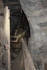 Mine Engine (joeqc) Tags: sony rx100ii rx100m2 rx100 rx100mii taylor mine mnp mojave mojavepreserve national preserve rail strap