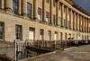 Royal Crescent, Bath - detail (Baz Richardson) Tags: bath royalcrescent georgianarchitecture gradeilistedbuildings terraces