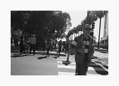 Man About Town / Stripes (bnishimoto) Tags: fuji fujifilm myfujifilm downtown sanjose bayarea xpro2 1855mm classicchrome urban blackandwhite bw monochrome street