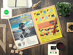 Product Flyer Design (tori.nouka33) Tags: poster products sale flyer banner and brochure greeting card postcard business modern etc